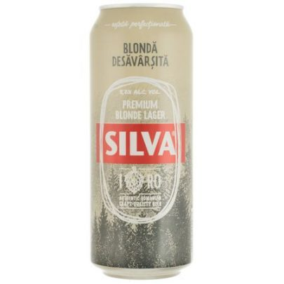 SILVA - blond beer - 500ml