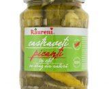 Raureni - Spicy cucumbers in vinegar - 680gr