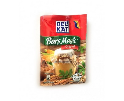 Delikat - Bors magic Original - 40gr
