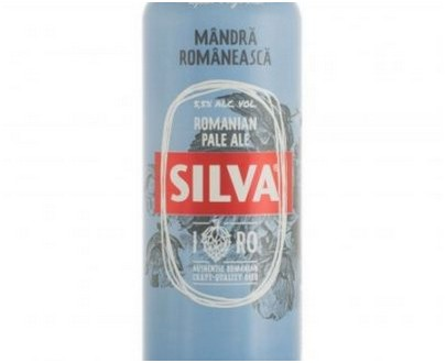 SILVA - Pale ale - 500ml