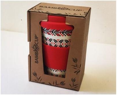 Bamboocup - Ecological Bamboo mug