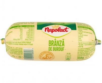 "Cheese ""burduf"" - napolact - 350g"