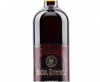 Vin rouge doux - BECIUL DOMNESC 2018 - Cabernet Sauvignon - 750ml