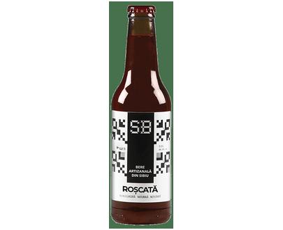 Bière artisanale Rousse - Sibiu Bere Artizanala - 33cl