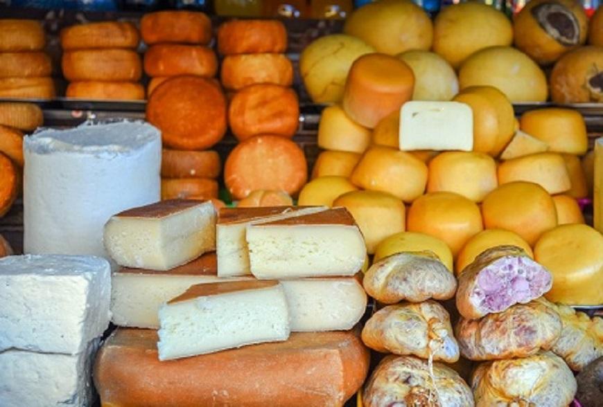 Les Fromages de Transylvanie