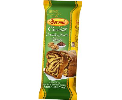 Boromir cozonac crema nuca cacao