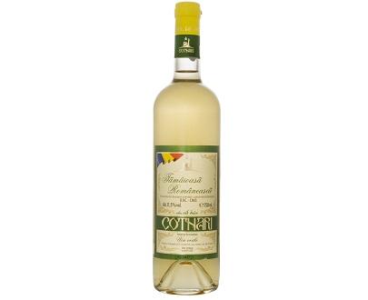Vin blanc alb cotnari, tamaioasa romaneasca dulce doux