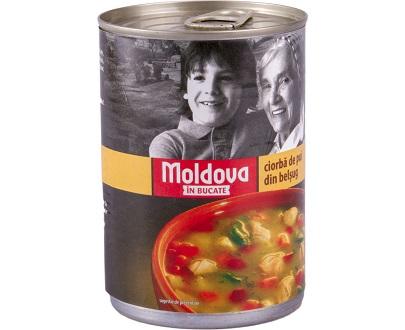 Moldova ciorba de burta din belsug 400g