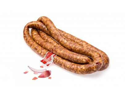 Carnat de casa plin de carne - saucisse maison séchée - 1kg