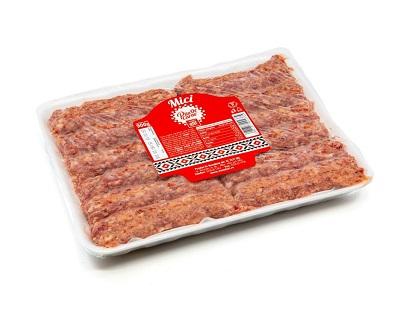 Mici porc boeuf vita mititei Plin de carne Elit vita