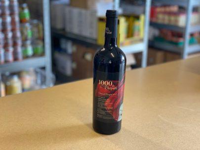 vin rosu rouge 1000 chipuri feteasca neagra 2017