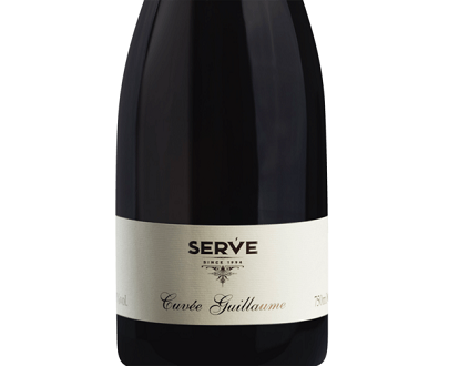 Cuvée guillaume 2015 SERVE ceptura vin rouge roumain romanian red wine